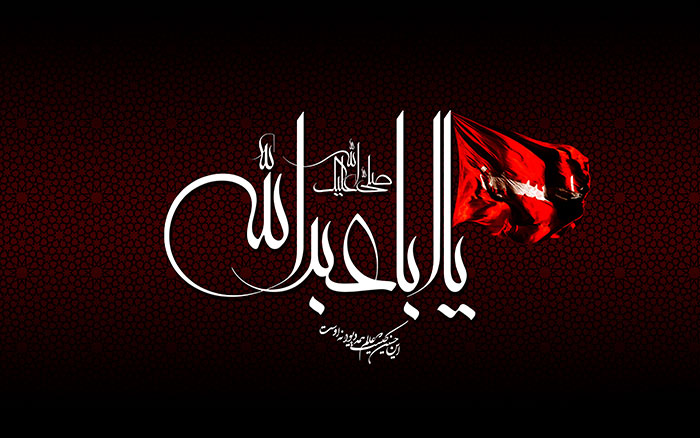 عکس یا اباعبدالله الحسین