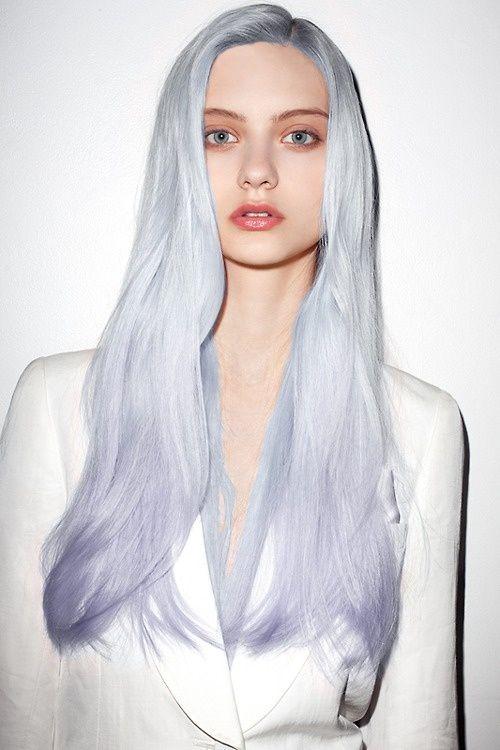 رنگ موی یخی کریستالی , کاتالوگ رنگ مو