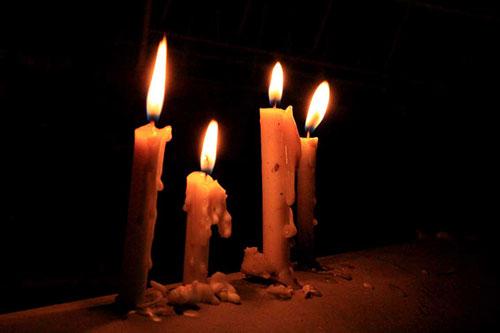 تصاویر شمع شام غریبان