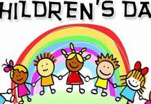 شعار روز جهانی کودک