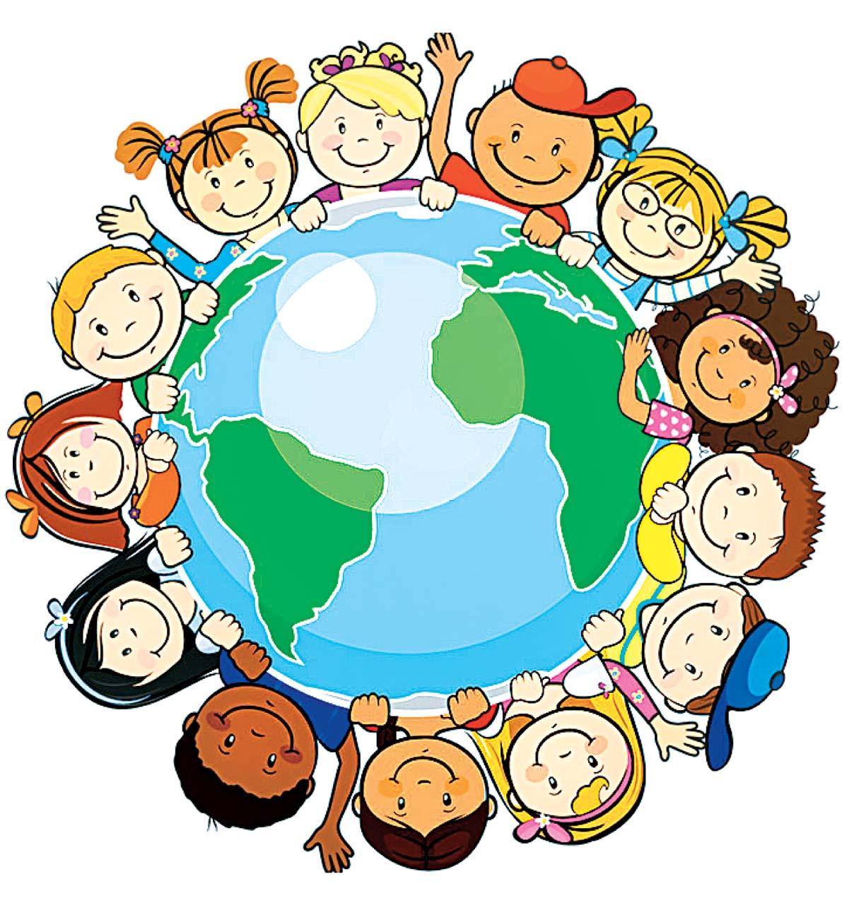 عکس پوستر روز جهانی کودک 2017