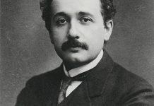 جوانی آلبرت انیشتین
