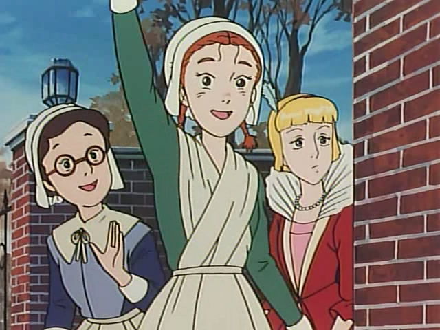 عکس جودی ابوت و دوستانش