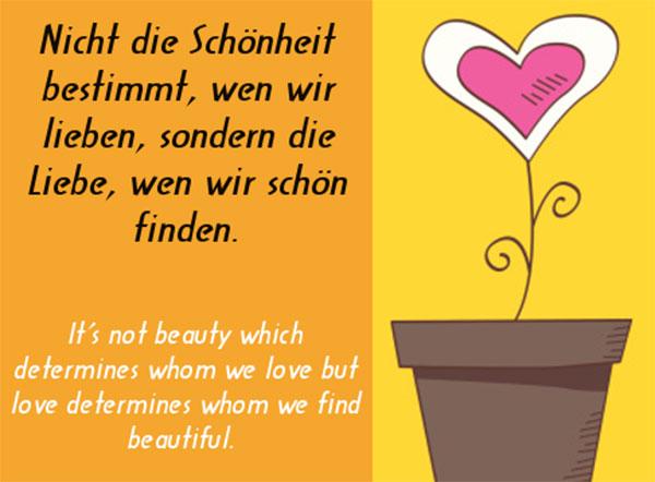 عکس نوشته های عاشقانه آلمانیعکس نوشته های عاشقانه آلمانی