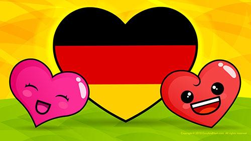اشعار و جملات عاشقانه آلمانی