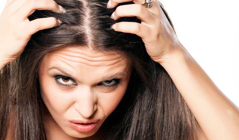 درمان شوره و خارش پوست سر