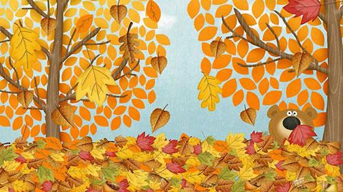 پاییز و پاییزه و پاییز اومد دوباره