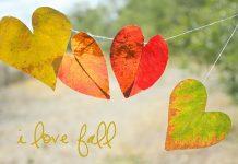 پاییز عاشق است و پاییز بهاریست که عاشق شده است
