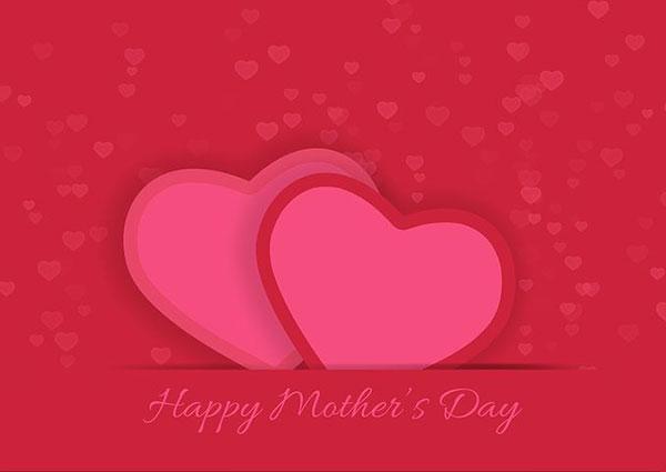 عکس نوشته انگلیسی روز مادر