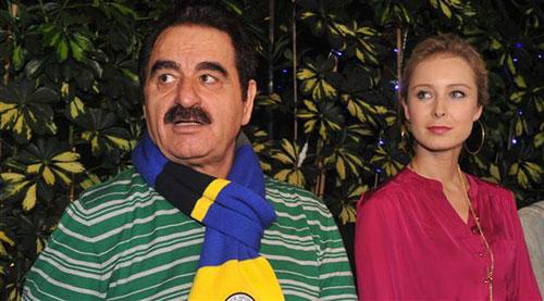 ابراهیم تاتلیسس و همسرش