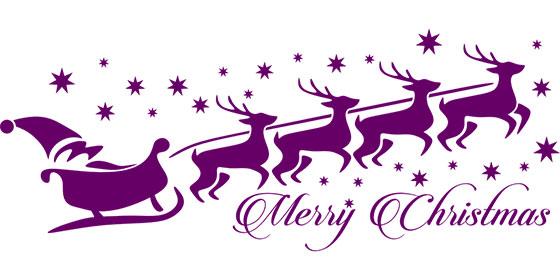 عکس پروفایل تبریک کریسمس فانتزی