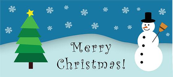 عکس نوشته تبریک کریسمس مبارک