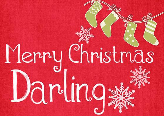 عکس تبریک کریسمس به انگلیسی