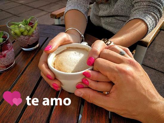 عکس نوشته اسپانیولی عاشقانه و زیبا برای پروفایل