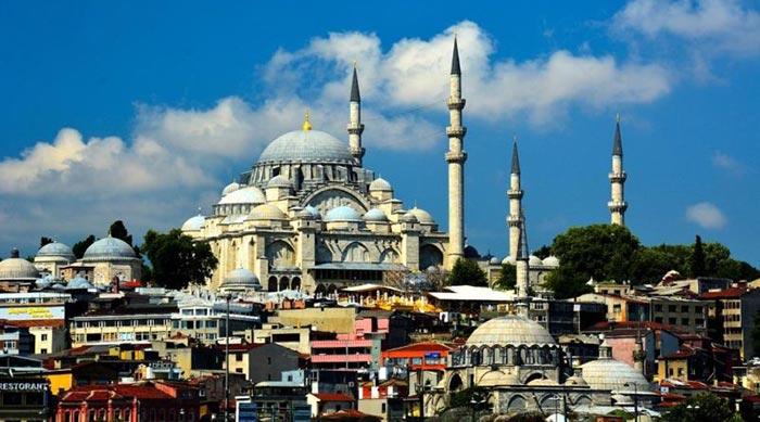 راهنمای گردشگری تور ترکیه
