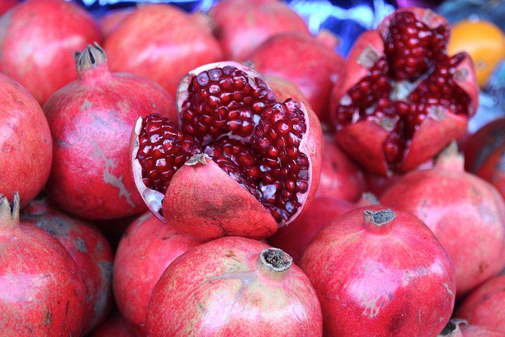 طبع انار ترش و شیرین چیست؟