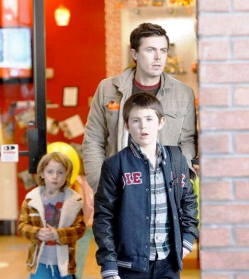 کیسی افلک و پسرانش