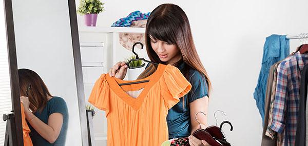 کیفیت لباس های مناسب خانه