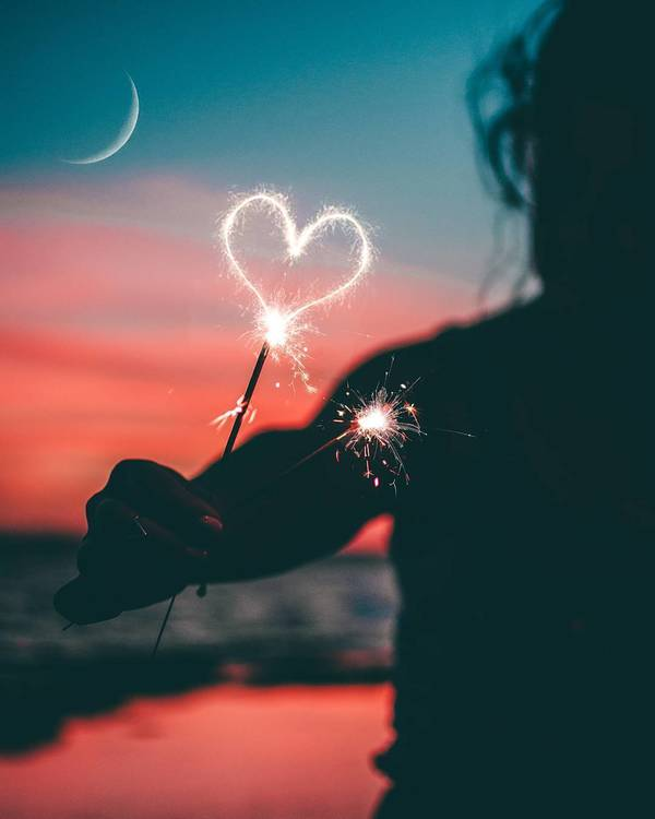 عکس پروفایل مفهومی عاشقانه و رمانتیک