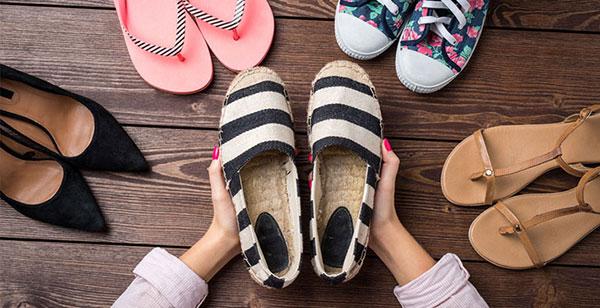 کدام کفش برای کدام موقعیت؟