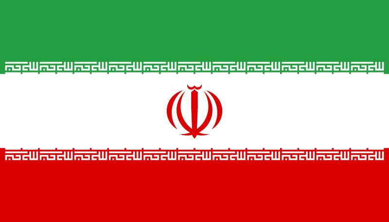 عکس پرچم ایران با کیفیت بالا برای پروفایل تلگرام