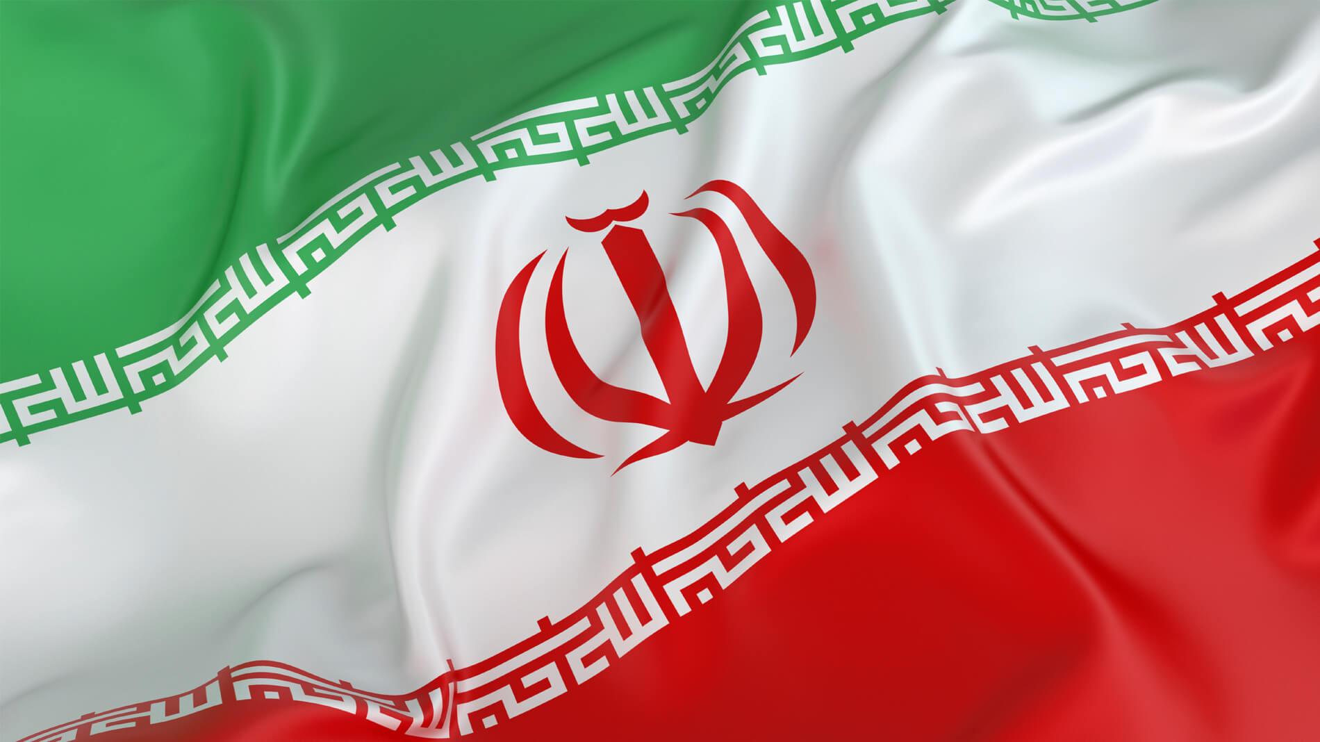 عکس پروفایل پرچم ایران با کیفیت بالا