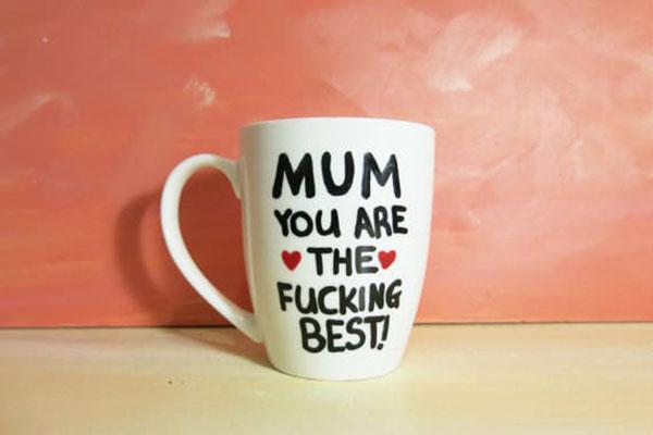 هدیه برای روز مادر : ماگ قهوه