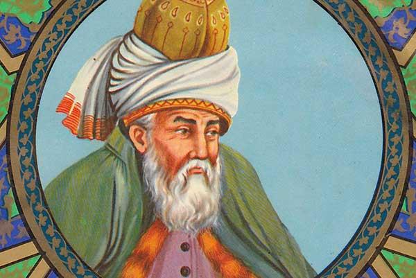 زیباترین اشعار، غزل ها و رباعایات مولانا درباره عشق
