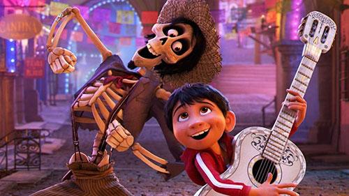 بهترین انیمیشن اسکار : کوکو