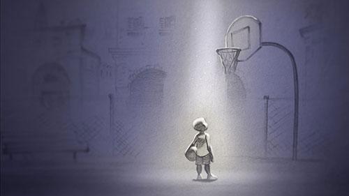 بهترین انیمیشن کوتاه اسکار : بسکتبال دوست داشتنی