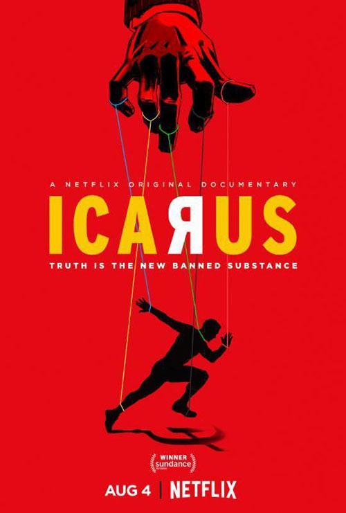 بهترین فیلم مستند اسکار 2018 : ایکاروس