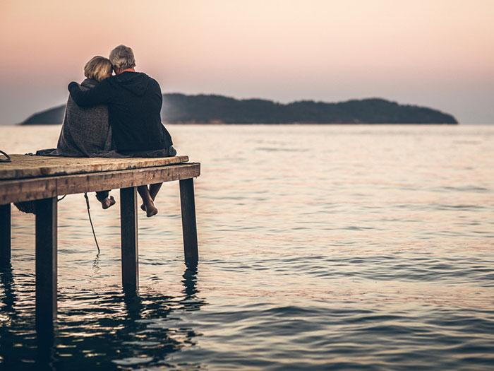 شعر عاشقانه در مورد دریا و ساحل