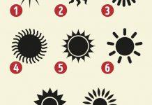 یکی از خورشید ها را انتخاب کنید