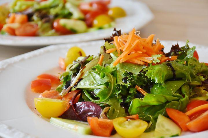 خوراکی های خوشمزه گیاهی