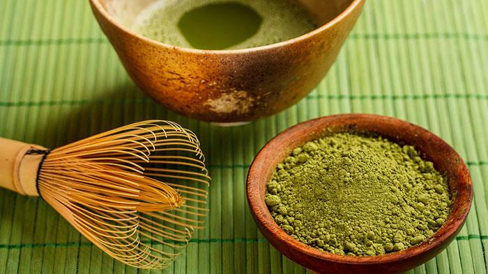 خواص چای سبز ماچا