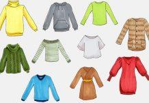 روانشناسی از روی رنگ لباس