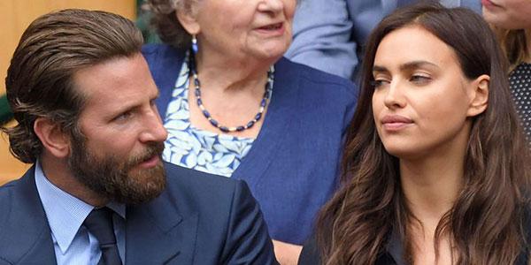 بردلی کوپر و نامزدش ایرینا شایک