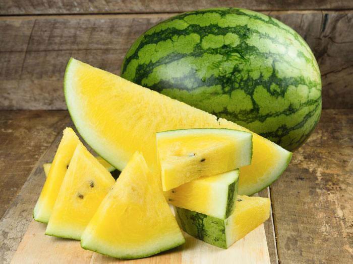 خواص هندوانه زرد یا آناناسی