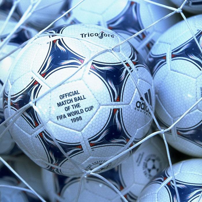 توپ جام جهانی 1998