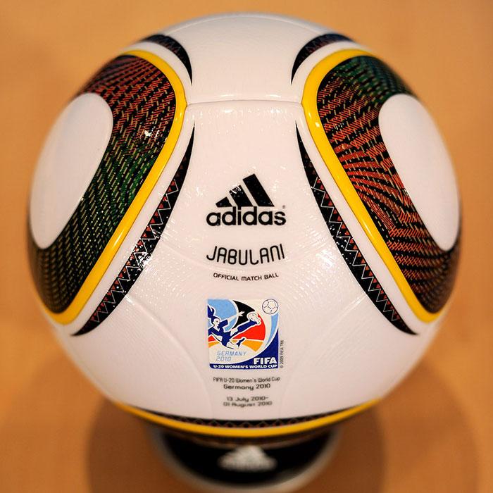 توپ جام جهانی 2010