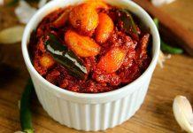 طرز تهیه سیر ترشی ساده و خوشمزه هندی