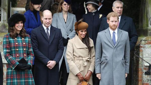 پرنس هری و خانواده اش