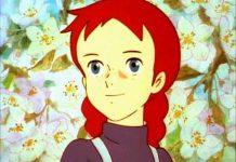 دانلود آهنگ بی کلام کارتون آنشرلی با موهای قرمز