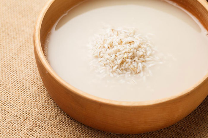 خواص آب برنج