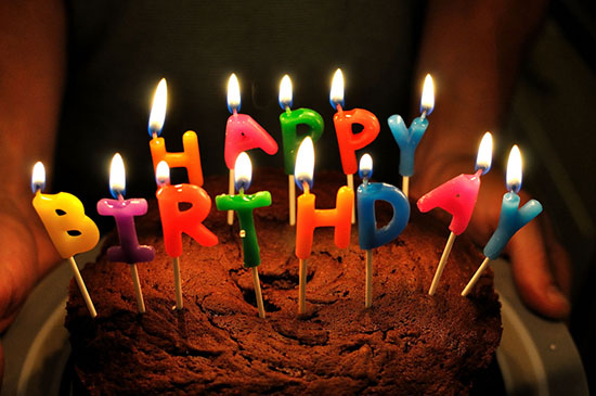 Image result for تبریک تولد به همه زبانها