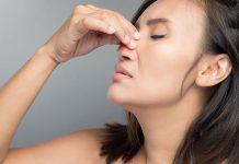 علت، علائم و درمان پولیپ بینی
