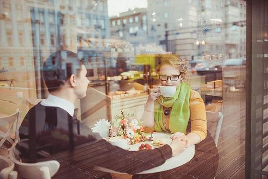 جملات عاشقانه کافه تنهایی