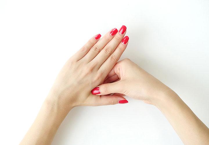 درمان درد دندان با طب فشاری