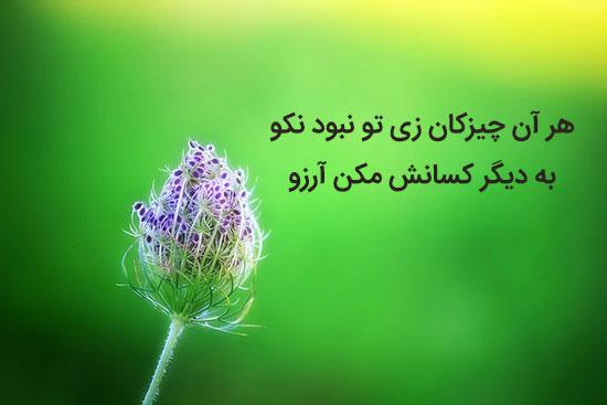 شعرهای ملک الشعرای بهار
