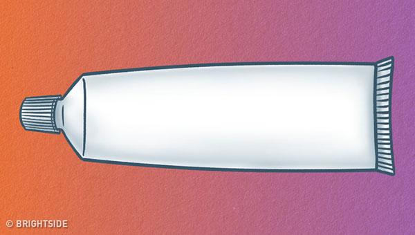 شخصیت شناسی افراد از روی خمیر دندان : اگر خمیر دندان را سالم نگه می دارید